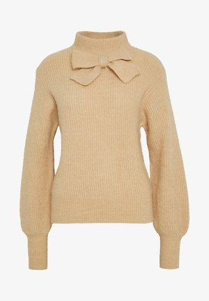 MABEL - Pullover - new camel
