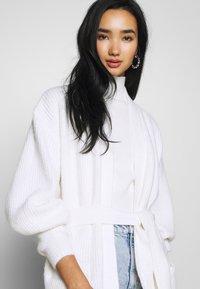 Gina Tricot - FANNY  - Kardigan - offwhite - 3