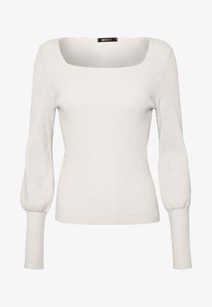 HEIDI - Pullover - ecru