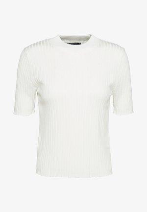 KAJSA - T-shirt basic - offwhite