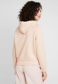 Gina Tricot - ULRIKA HOODY DEVELOPMENT - Bluza z kapturem - dusty rose - 2