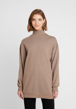 ELLA - Sweatshirt - dark camel