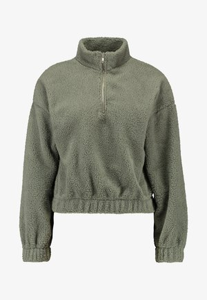 BELLA - Sweatshirt - deep lichen