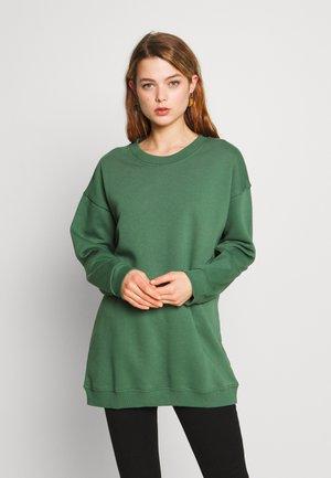 IRMA - Sweatshirt - duck green