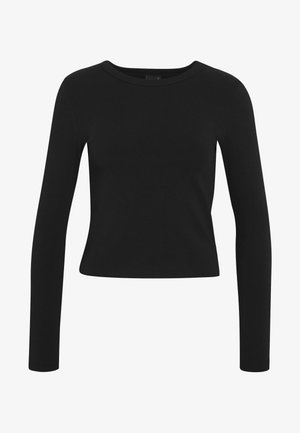 BLAIR - Camiseta de manga larga - black