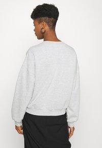 Gina Tricot - MY BASIC - Sweatshirts - light grey melange - 2