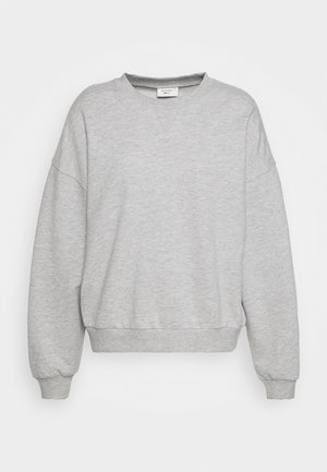 MY BASIC - Bluza - light grey melange