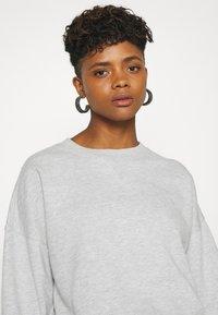 Gina Tricot - MY BASIC - Sweatshirts - light grey melange - 3