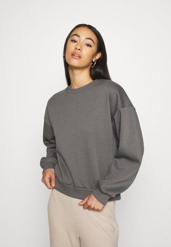 BASIC - Sweatshirt - granit gray