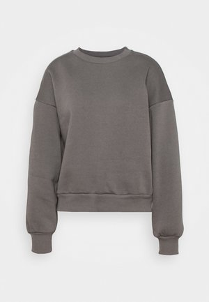 BASIC  - Collegepaita - granit gray