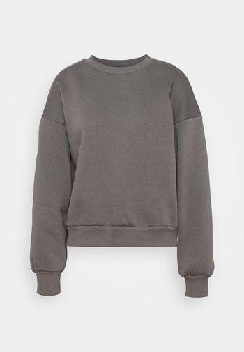 BASIC - Sudadera - granit gray