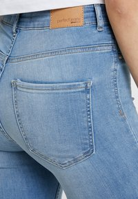 Gina Tricot - MOLLY HIGHWAIST - Jeans Skinny Fit - light blue - 3