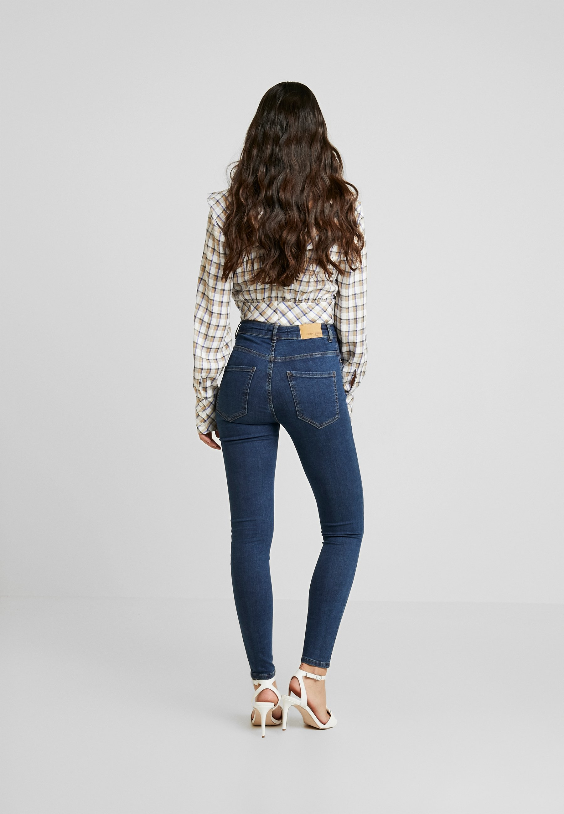 Tricot Gina Fit Rinsed Denim HighwaistJeans Skinny Molly VUpqSMz