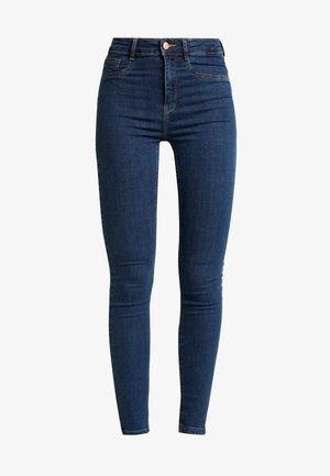 MOLLY HIGHWAIST - Skinny džíny - rinsed denim