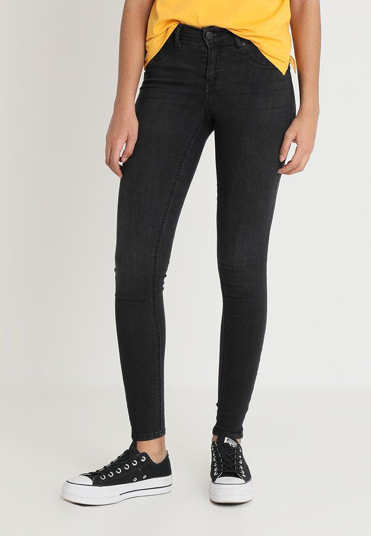 Gina Tricot - Jeans Skinny Fit - black/grey