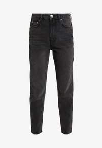 Gina Tricot - MOM ORIGINAL  - Jean boyfriend - black - 5