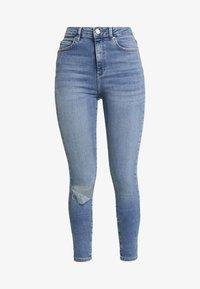 Gina Tricot - Skinny džíny - mid blue - 3