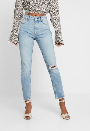 ORIGINAL - Jeans slim fit - blue destroy