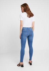 Gina Tricot - BONNIE - Jeans Skinny Fit - mid blue - 2