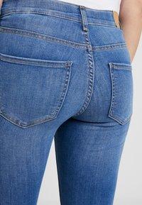 Gina Tricot - BONNIE - Jeans Skinny Fit - mid blue - 5