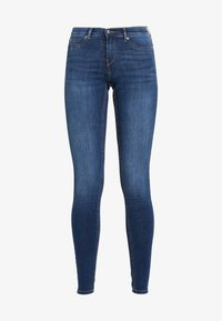Gina Tricot - BONNIE - Jeans Skinny Fit - dark blue - 4