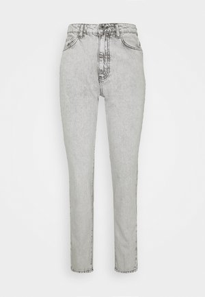 DAGNY HIGHWAIST - Relaxed fit jeans - bleached grey