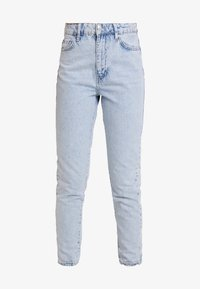 Gina Tricot - DAGNY MOM - Jeans slim fit - light blue snow - 3