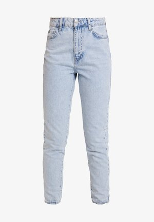 DAGNY MOM - Slim fit jeans - light blue snow