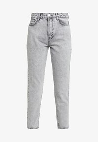 Gina Tricot - DAGNY HIGHWAIST - Jeans Tapered Fit - grey snow - 3