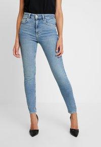 Gina Tricot - HEDDA ORIGINAL - Jeans Skinny - mid blue - 0