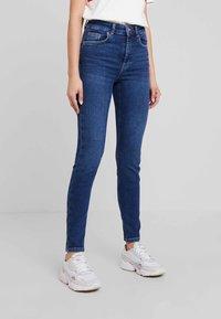 Gina Tricot - HEDDA ORIGINAL - Jeans Skinny - dark blue - 0