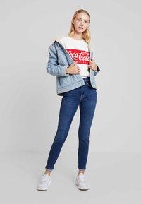 Gina Tricot - HEDDA ORIGINAL - Jeans Skinny - dark blue - 1