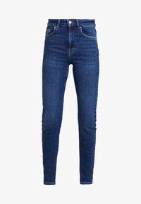 Gina Tricot - HEDDA ORIGINAL - Jeans Skinny - dark blue - 4