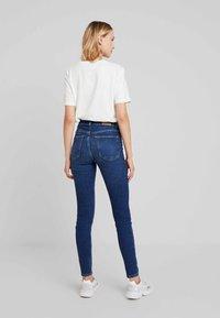 Gina Tricot - HEDDA ORIGINAL - Jeans Skinny - dark blue - 2