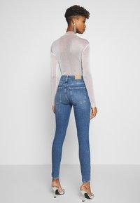 Gina Tricot - HEDDA ORIGINAL - Jeans Skinny Fit - dk midblue - 2