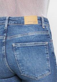 Gina Tricot - HEDDA ORIGINAL - Jeans Skinny Fit - dk midblue - 5