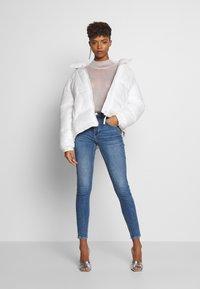 Gina Tricot - HEDDA ORIGINAL - Jeans Skinny Fit - dk midblue - 1