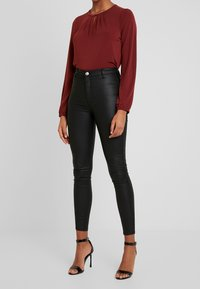 Gina Tricot - Jeans Skinny Fit - black - 0