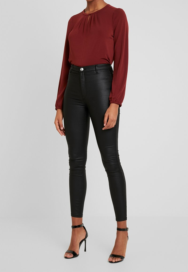 Gina Tricot - Jeans Skinny Fit - black