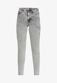 Gina Tricot - MOLLY HIGHWAIST - Jeans Skinny - grey snow - 4
