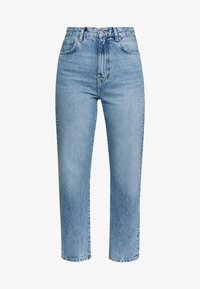 Gina Tricot - RELAXED - Jeans Relaxed Fit - mid blue - 4