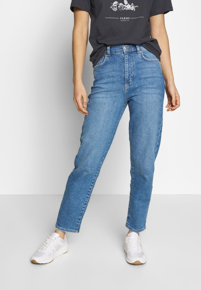 COMFY MOM - Jeans Relaxed Fit - blue