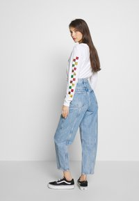 Gina Tricot - MERVE SLOUCHY  - Jeansy Relaxed Fit - blue snow - 2