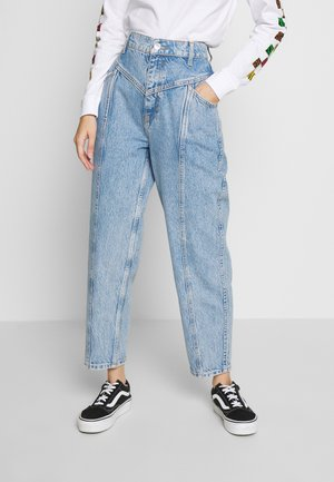MERVE SLOUCHY  - Relaxed fit jeans - blue snow