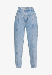 Gina Tricot - MERVE SLOUCHY  - Jeansy Relaxed Fit - blue snow - 3