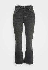 Gina Tricot - YLVA KICKFLARE  - Flared Jeans - offblack - 5