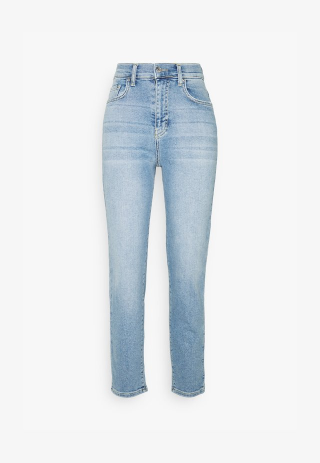 COMFY MOM - Relaxed fit jeans - sky blue
