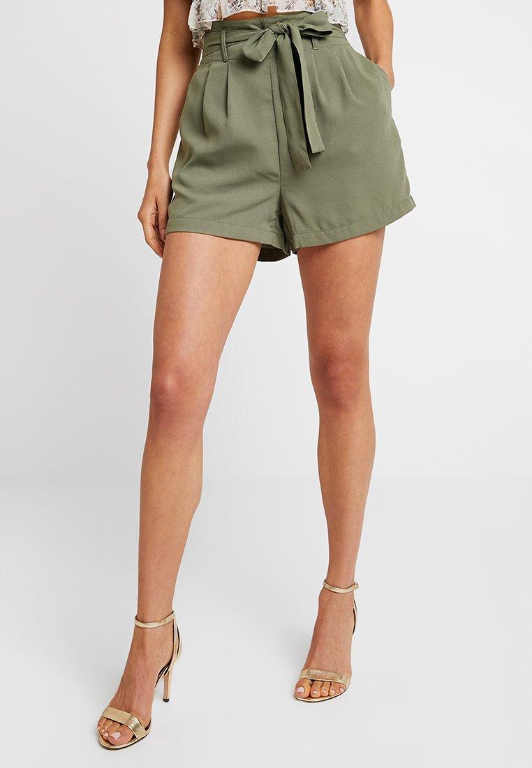 Gina Tricot - IRMA - Shorts - deep lichen green
