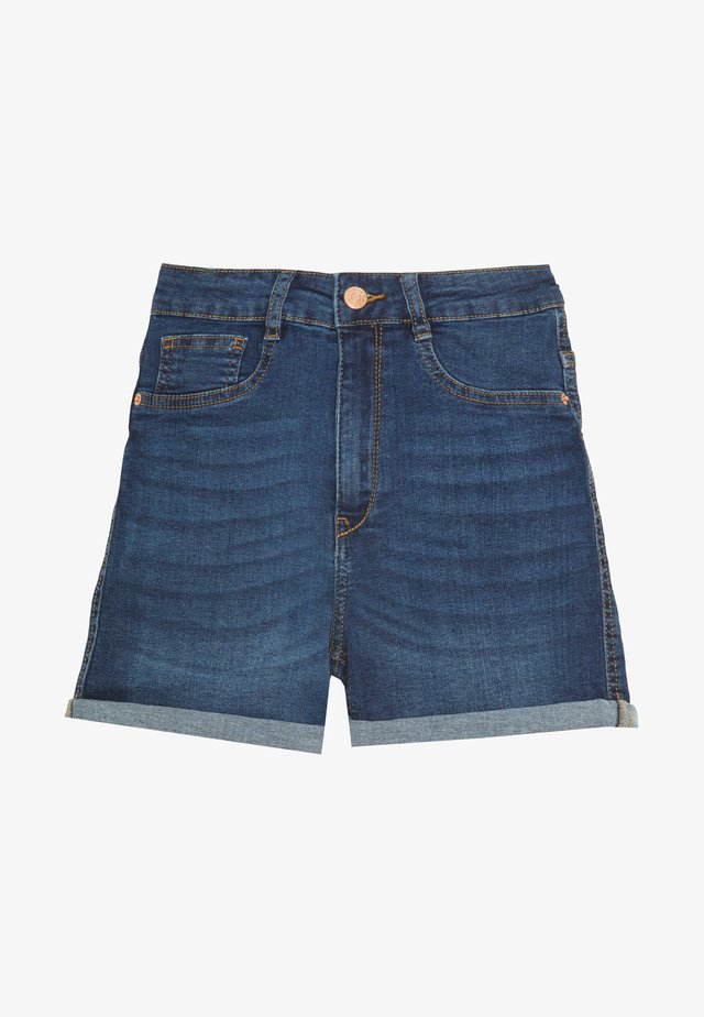 MOLLY - Jeans Short / cowboy shorts - dark blue