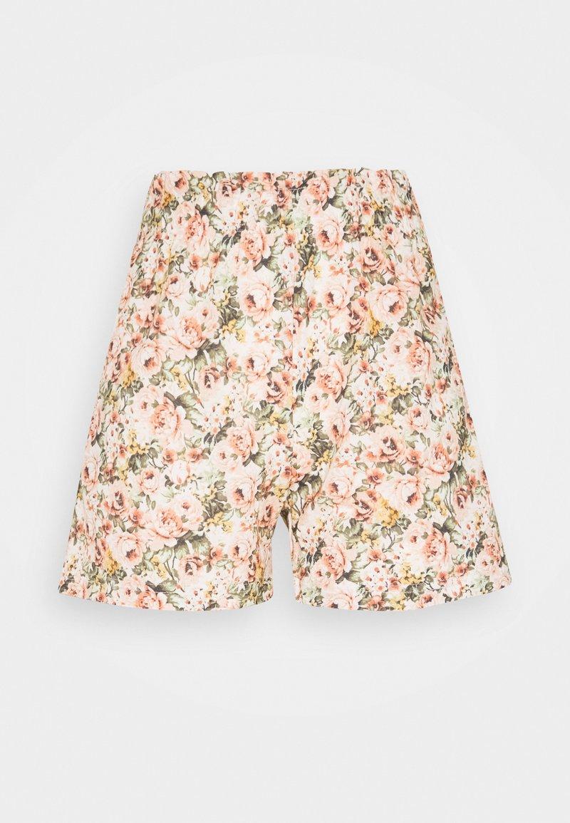 Gina Tricot - KATHY - Shorts - rust rose